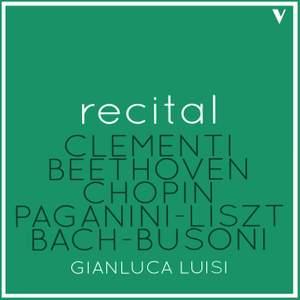 Gianluca Luisi: Recital