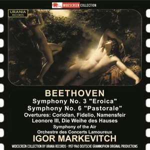 Beethoven & Gluck: Orchestral Works