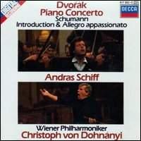 Dvořák: Piano Concerto & Schumann: Introduction & Allegro appassionato