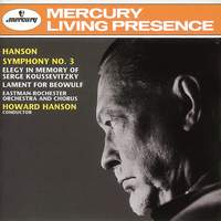 Hanson: Symphony No. 3, Elegy & Lament for Beowulf
