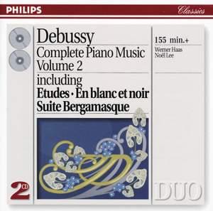 Debussy: Complete Piano Music Vol. 2