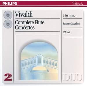 Vivaldi: Complete Flute Concertos