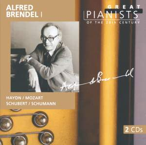 Alfred Brendel - Great Pianists of the 20th Century Vol.12 Product Image