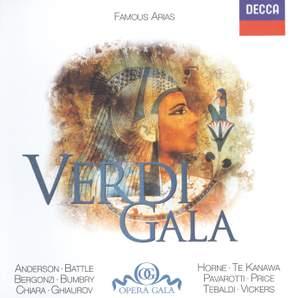 Verdi Gala - Famous Arias