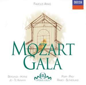 Mozart Gala: Famous Arias