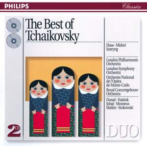 The Best of Tchaikovsky Product Image
