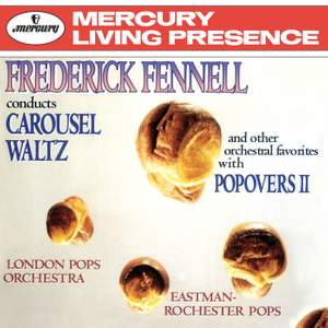 Frederick Fennell conducts Carousel Waltz