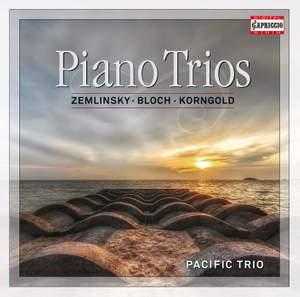 Zemlinsky, Bloch & Korngold: Piano Trios