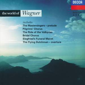 The World of Wagner Product Image