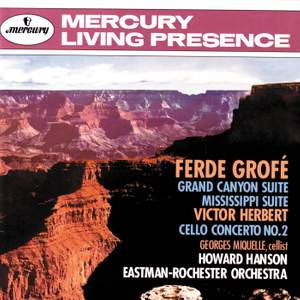 Grofe: Grand Canyon and Mississippi Suites