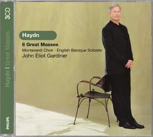 Haydn: Six Great Masses