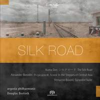 The Silk Road - In the Steppes of Central Asia