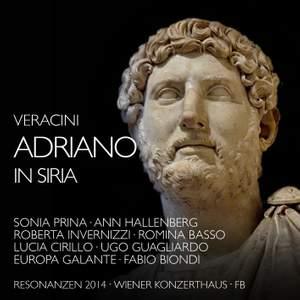 Veracini: Adriano en Siria Product Image