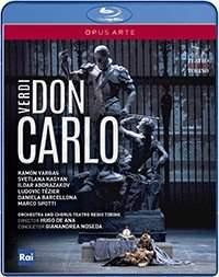 Verdi: Don Carlo (Blu-ray)