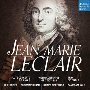 Jean-Marie Leclair: Concertos & Trio Sonata