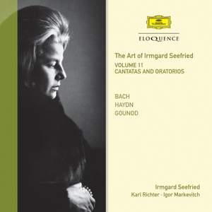 Irmgard Seefried Volume 11: Sacred works (Bach, Haydn, Gounod)