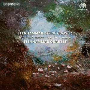 Stenhammar: String Quartets Nos. 1 & 2 Product Image