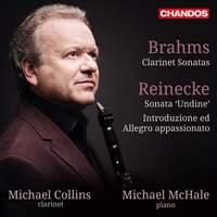Michael Collins plays clarinet sonatas