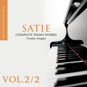 Satie: Complete Piano Works, Vol. 2/2