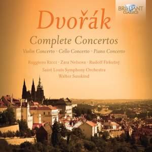 Dvorak: Complete Concertos