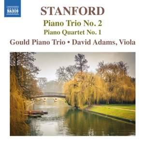 Stanford: Piano Trio No. 2 & Piano Quartet No. 1 Product Image