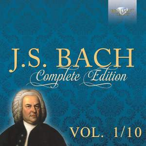 Bach: Complete Edition, Vol. 1/10 Product Image