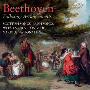 Beethoven: Folk Song Arrangements Product Image