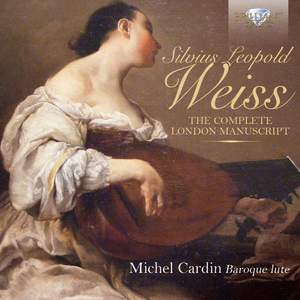 Weiss, S: London Manuscript Sonatas Nos.1‐26 Product Image