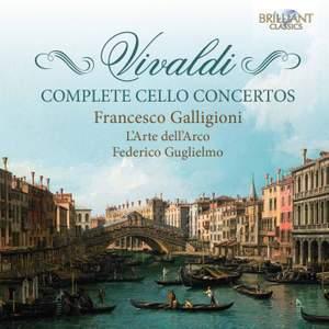 Vivaldi: Complete Cello Concertos Product Image