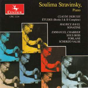 Debussy, Chabrier & Ravel: Works for Piano