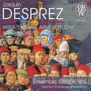 Josquin Desprez: Missa 'L'homme armé sexti toni'