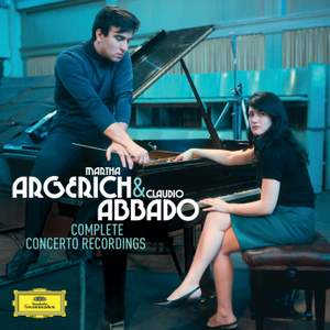 Martha Argerich & Claudio Abbado: The Complete Concerto Recordings Product Image