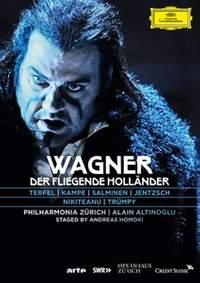 Wagner: Der fliegende Holländer (DVD)