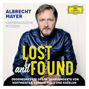 Albrecht Mayer: Lost and Found Product Image
