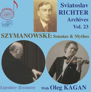 Sviatoslav Richter Archives, Volume 23