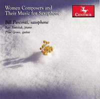 Women Composers & Their Music for Saxophone