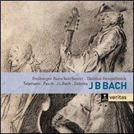 JB Bach, Telemann, Fasch, Zelenka: Orchestral Suites