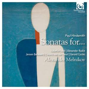 Hindemith: Sonatas for piano and….