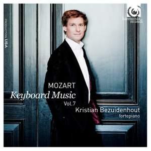 Mozart: Keyboard Music Volume 7
