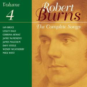 The Complete Songs of Robert Burns, Vol. 4