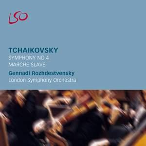 Tchaikovsky: Symphony No. 4 & Marche Slave Product Image