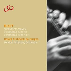 Bizet: Suite from Carmen, L'Arlésienne Suites Nos. 1 & 2