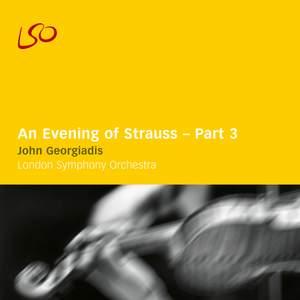 An Evening of Strauss Part 3