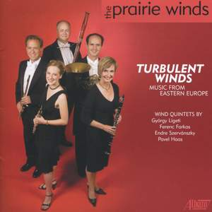 Turbulent Winds: Music from Eastern Europe
