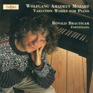 Mozart: Piano Variations