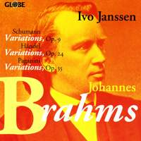 Brahms: Piano Variations