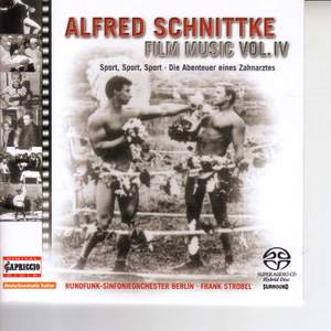 Schnittke: Film Music, Vol. 4