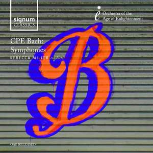 CPE Bach: Symphonies Product Image