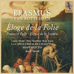 Erasmus - Lof der zotheid (Nederlandse versie)