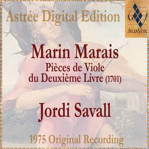 Marais, M: Pièces de viole, Livre 2, Part 1-2 Product Image